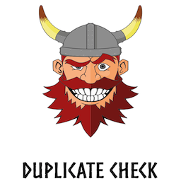 DuplicateCheck for Customers