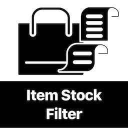 ItemStockFilter