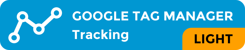 Google Tag Manager Tracking LIGHT