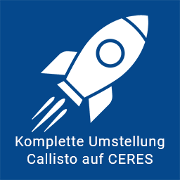 Complete Ceres switch for Callisto