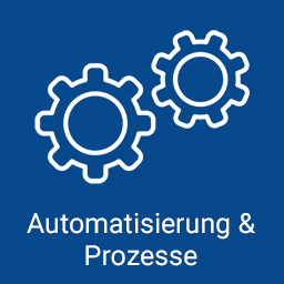 Automation and processes.