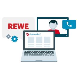 REWE marketplace integration