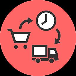 Versand-Countdown - Jetzt bestellen, wann versendet?