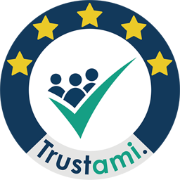 Badge for Shop Reviews + Google Stars | Trustami