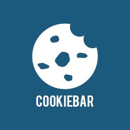 CookieBar by Frontend Studios