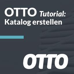 Otto Market - Tutorial: Set up catalog