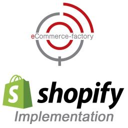 Shopify - Anbindung des Shops an Plenty