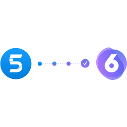 Migration from Shopware 5 to Shopware 6 including plentymarkets connection