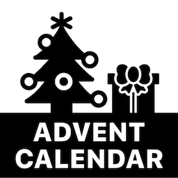 Advent calendar widget