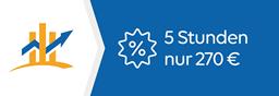 5 Stunden Consulting & Systemeinrichtung powered by Heista.de