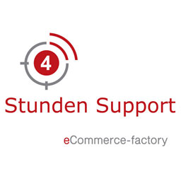4 Stunden eCommerce Factory Support