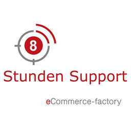 8 Stunden eCommerce Factory Support