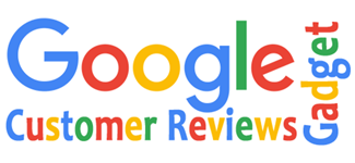 Google Customer Reviews Gadget