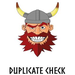 DuplicateCheck für Kunden